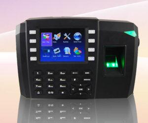 TFT600-ID Терминал учета рабочего времени и контроля доступа