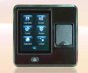 F04 ID Терминал учета рабочего времени и контроля доступа