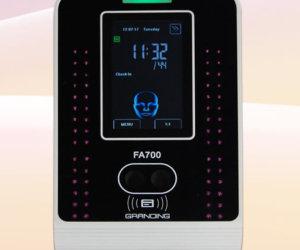 FA700 TA Терминал учета рабочего времени по лицам