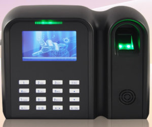 Qclear-C-ID Терминал учета рабочего времени