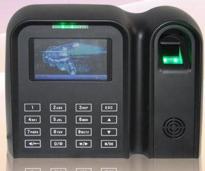 Qclear-TC-ID Терминал учета рабочего времени