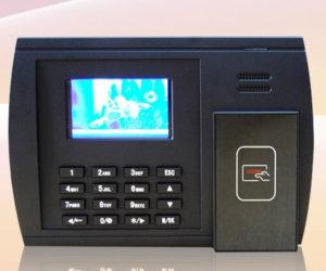 S550-TA Карточный терминал учета рабочего времени