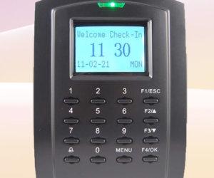 SC103-AC Карточный терминал учета рабочего времени и контроля доступа