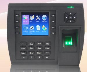 TFT500-ID Терминал учета рабочего времени