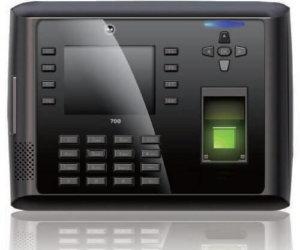 TFT700-ID Терминал учета рабочего времени и контроля доступа
