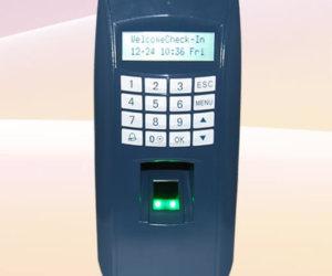 F08-ID Терминал учета рабочего времени и контроля доступа